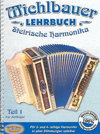 Lehrbuch Steirische Harmonika Band 1 Fur Anfanger In Griffschrift Fur Alle Stimmungen Notenlager Notenversand Noten Online Kaufen