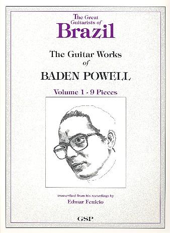 Baden Powell Gitarre