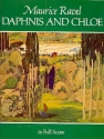 Daphnis and Chloe - full score ballet in 3 parts