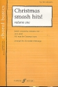 Christmas smash Hits vol.1 - for male chorus and piano score