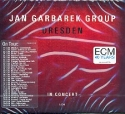 Jan Garbarek Group - Dresden  CD