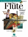 Play Flute Today level 1 (+CD) - The ultimate self-teaching method a complete guide to the basics
