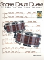 Snare Drum Duets (+CD) - 25 duets for 2 snare drums