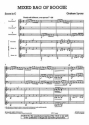 MIXED BAG OF BOOGIE - FOR WOODWINDS (MIXED BAG OF PLAYERS  SCORE+9PARTS FL, CLAR, OB, BASSOON