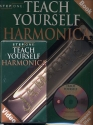 TEACH YOURSELF HARMONICA VOL.1 (+VIDEO+CD)