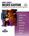 Song Express Blues Guitar CD-ROM Video - Virtual Song Player - Tuner - Chords
