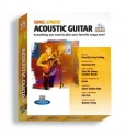 Song Express Acoustic Guitar CD-ROM Video - Virtual Song Player - Tuner - Chords