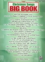 Big Book - Christmas Songs piano/vocal/guitar songbook