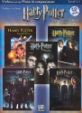 Selections from Harry Potter vol.1-5 (+CD) - for viola and piano