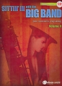 Sittin' in with the Big Band vol.2 (+CD) - for tenor saxophone