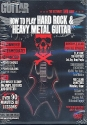 Guitar World - How to play Hard Rock and Heavy Metal Guitar DVD-Video