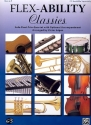 Flex-Ability Classics horn in f Solo-Duet-Trio-Quartet with optional accompaniment