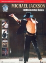 Michael Jackson Instrumental Solos (+CD) - for viola and piano