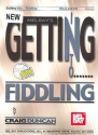 Getting to Fiddling (+CD): Method for violin
