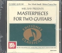 Masterpieces for 2 Guitars (+CD)