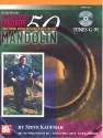 50 favorite traditional American Fiddle Tunes vol. 2 (Titles G-M) (+CD) - for mandolin