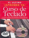 Aprende ya Curso de Teclado - DVD-Video +3 CD's (span)