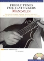 Fiddle Tunes for Flatpickers (+CD) - for mandolin (with tablature)