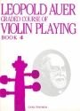 Graded Course of violin playing vol.4 (elementary grade, 1st position continued)
