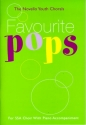 Favourite Pops for SSA choir with piano accompaniment  Score