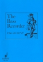 The bass recorder - a concise method for the bass in f and great bass in c