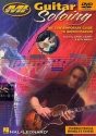 Guitar soloing DVD-Video The contemporary guide to improvisation