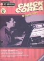 Chick Corea (+CD) - for Bb, Eb, C and Bass Clef Instruments Jazz Playalong Vol.67