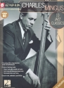 Charles Mingus (+CD) - for Bb, Eb, C and Bass Clef Instruments Jazz Playalong Vol.68