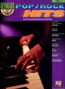 Pop-Rock Hits (+CD) - keyboard playalong vol.1 songbook keyboard (piano)/vocal/guitar