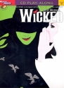 Wicked (+CD) - A ew Musical for organ (piano, keyboard)
