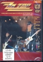 ZZ Top - DVD-Video guitar playalong vol.38