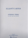 String Trio - for violin, viola and violoncello score and parts