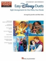 HL00243727 Easy Disney Duets - for  piano 4 hands score