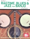 Ragtime, Blues and Jazz - for banjo