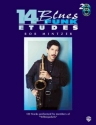 14 Blues and Funk Etudes (+ 2 CD's): for C instruments (flute, guitar, keyboard)
