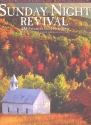 Sunday Night Revival songbook piano/vocal/guitar