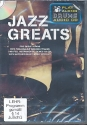 Playalong Drums - Jazz Greats CD