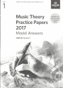 Music Theory Practice Papers 2018 Grade 1 - Model Answers