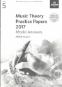 Music Theory Practice Papers 2018 Grade 5 - Model Answers
