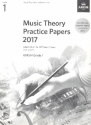 Music Theory Practice Papers 2018 Grade 1