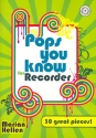 Pops You know (+CD) - for recorder and piano
