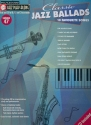 Classic Jazz Ballads (+CD) - for Bb, Eb and C Instruments Jazz Playalong vol.47