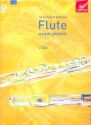 Selected Flute Exam Pieces 2008-2013 Grade 8 2 CD's