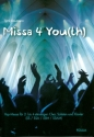 Missa 4 You(th) für Soli, Jugendchor (gem Chor SAM) und Klavier Partitur