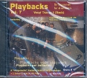 Playbacks for Drummer vol.7 CD Vocal Tracks vol.1 (Rock)