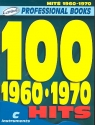 100 Hits 1960-1970 - for c instruments text, melody line and chord symbols