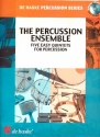 The Percussion Ensemble (+CD) score and parts