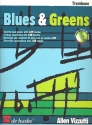 Blues and Greens (+CD) - für Posaune