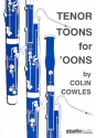 Tenor Toons for 'oons for 1-2 bassoons (and piano) score and parts