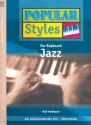 Popular Styles for Keyboard vol.3 - Jazz